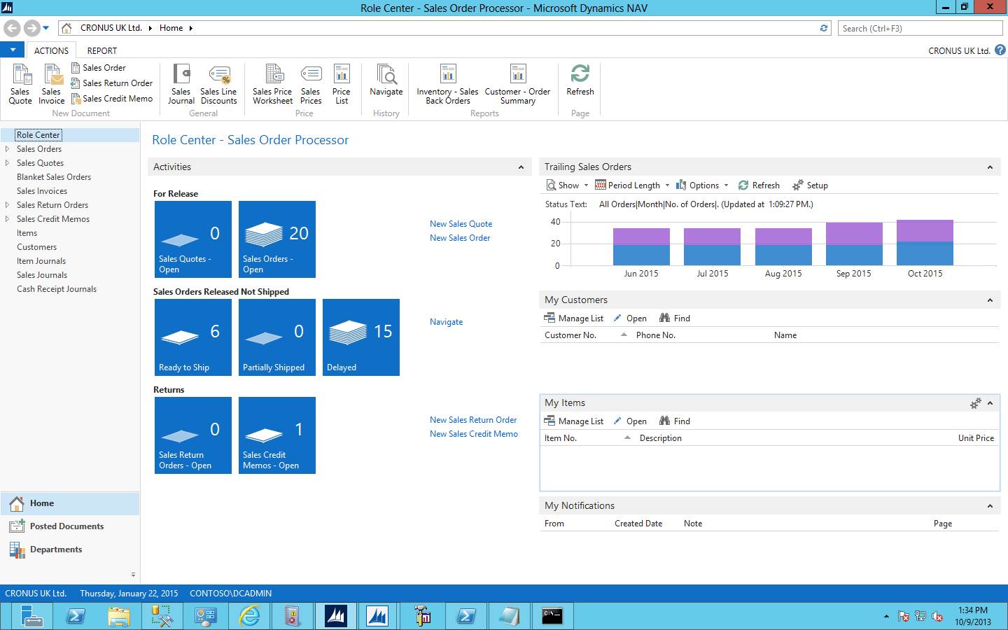 What does microsoft dynamics nav 2013 r2 look like tvision 2013 windows client 1betcityfo Images