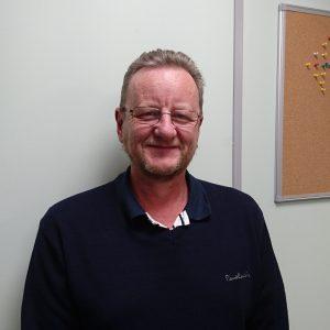 Ian Robinson, Support Desk Consultant