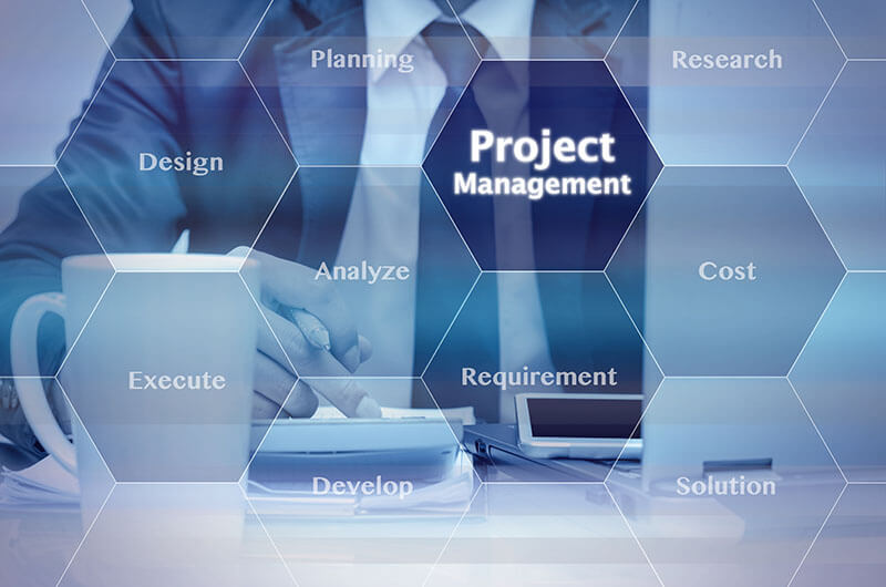 image of project management