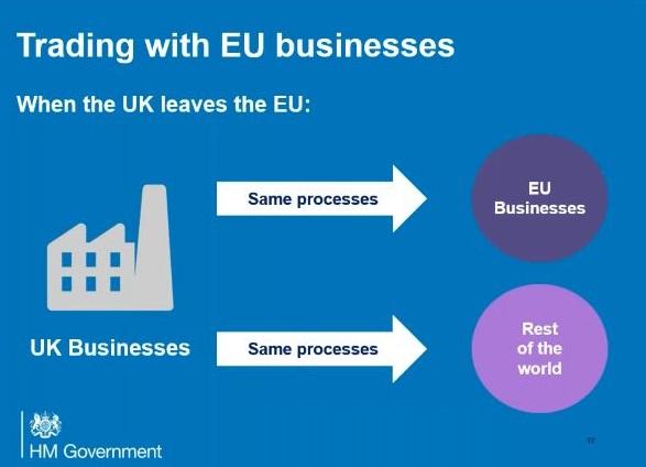 HMRC webinar image - trading with EU