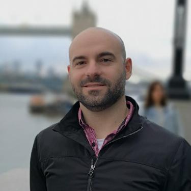 Marcus Ambra, Support Desk Consultant