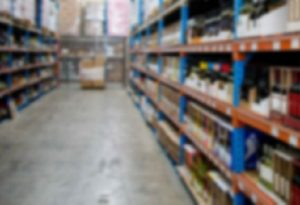 Wine warehouse