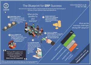 Blueprint to ERP success [Infographic]