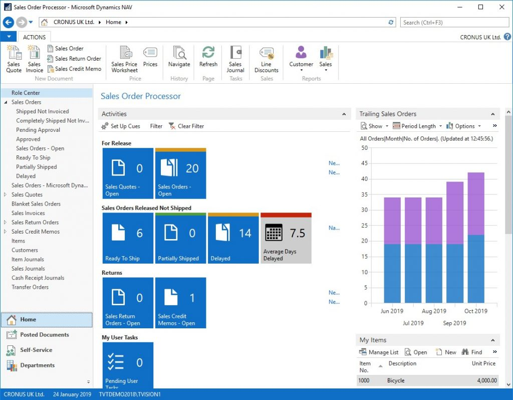 Nav 2018 First Impressions From A Technical Consultant Tvision