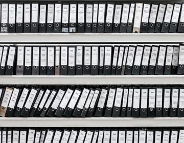 Box folders