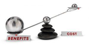Costs vs Benefits