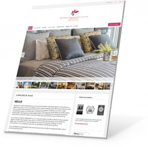 eviivo webpage full